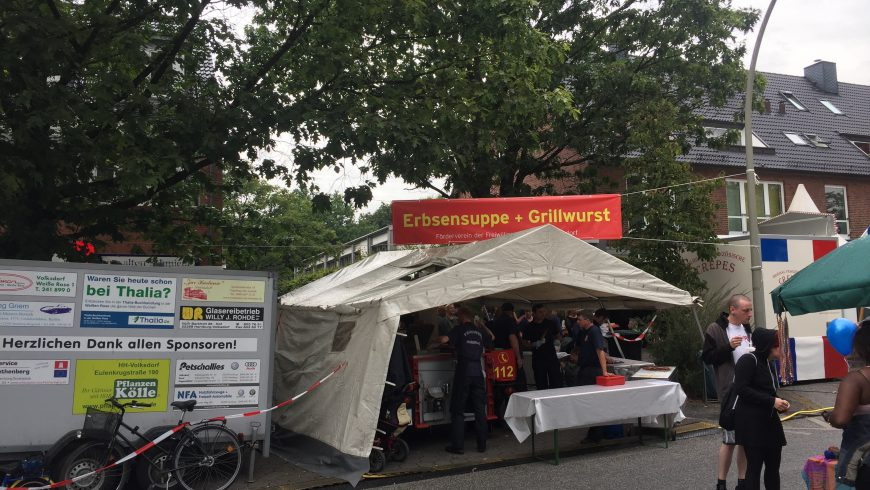 Stadtteilfest 2016